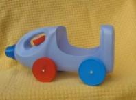 Поделки с детьми транспорт будущего 2