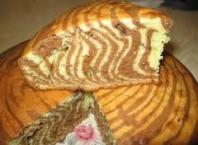 Зебра в мультиварке рецепты на кефире